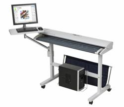 NEW Colortrac wide format scanner for large format scanning applications